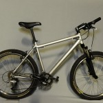 Custom Bike Alu